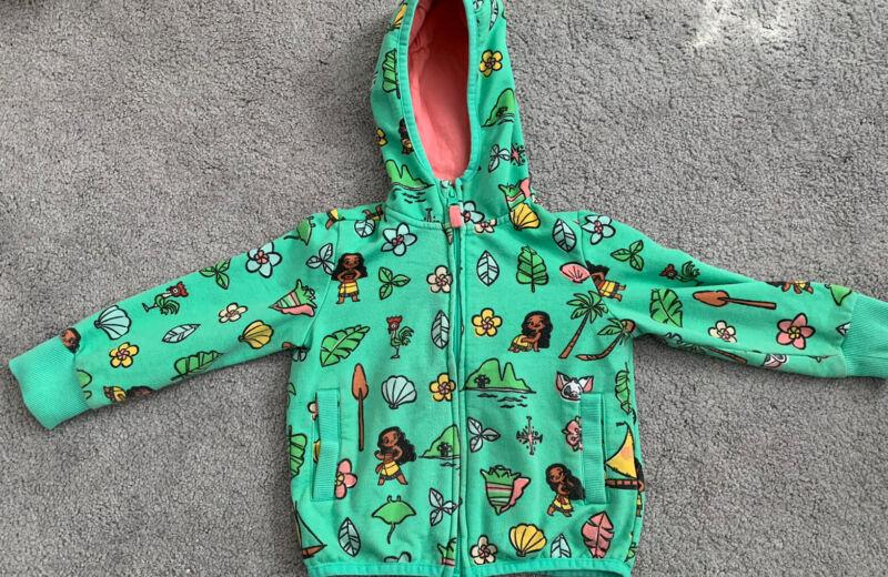 Disney 3T Zip Up Sweatshirt Hoodie Toddler