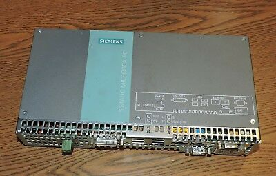 Siemens Simitic Microbox Pc Ipc427c Processor 6es7647-7ak30-0aa0 Used