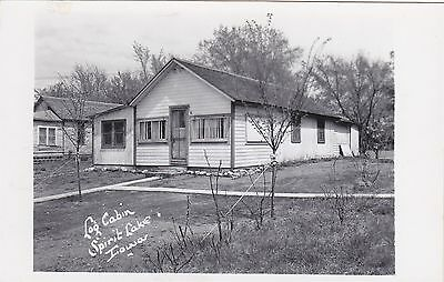 RPPC Spirit Lake, IA - Log Cabin