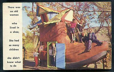 Rapid City Black Hills South Dakota sd Old Womans Shoe Storybook Island (Rapid City Women)