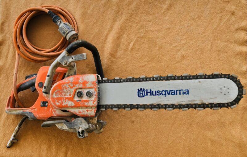 Husqvarna K6500 Chain Prime High Frequency Power Cutter