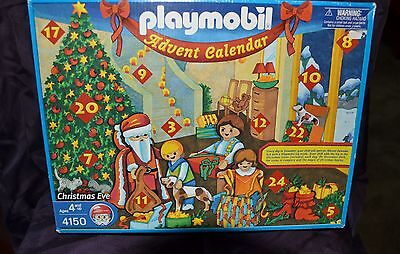 Vintage Playmobil Advent Calendar 4150