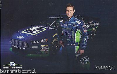 2015 Ricky Stenhouse Jr  Fifth Third Bank  17 Nascar Sprint Cup Postcard