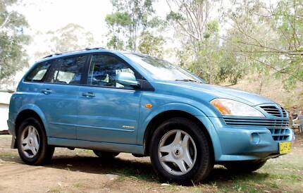 2006 Ssangyong Kyron Diesel Auto 4x4