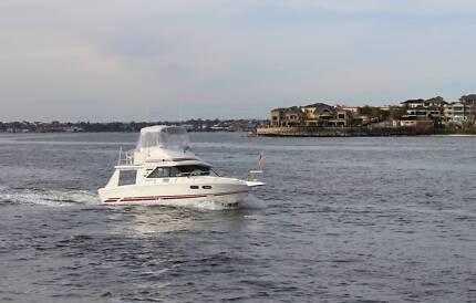 Leeder Flybridge Cruiser Zambezi 11.