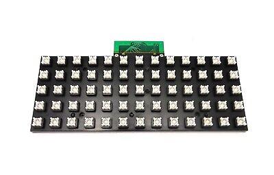 Rebuilt Verifone Ruby Cpu5 Cpu4 65 Key Keyboard 13012-02