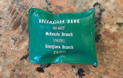 Vintage Greenville Bank Bennett