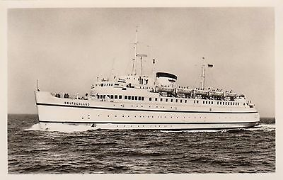 Fähre Deutschland Foto-AK Schiffe Seefahrt 1701287