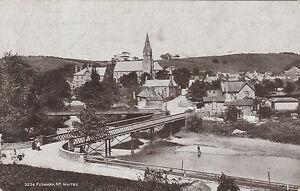 General View, Bridge & Church, RUSWARP, Yorkshire