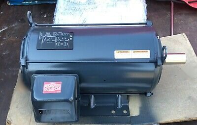 Lincoln Elevator Pump Motor Lm28873 15 Hp 200 V 3 Phase