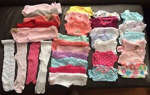 Like new - newborn clothes, bunting bag, swaddle
