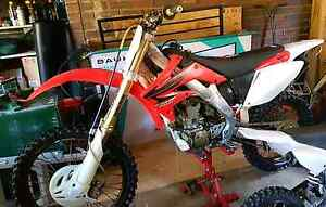 honda crf 250r Riverview Ipswich City Preview