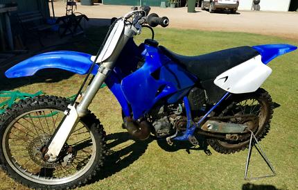Yamaha YZ250 2002