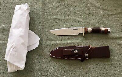 "Randall Made Knife Model 25-6"" Trapper New NR"