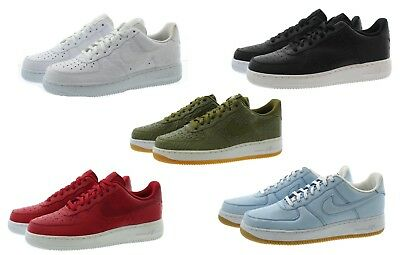 cheap for discount eecbe 637df Nike 718152 Mens Air Force 1 07 LV8 Premium Leather Athletic Casual Shoes
