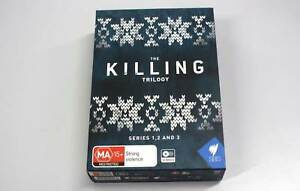 DVD Boxset 'The Killing' Trilogy, VGC