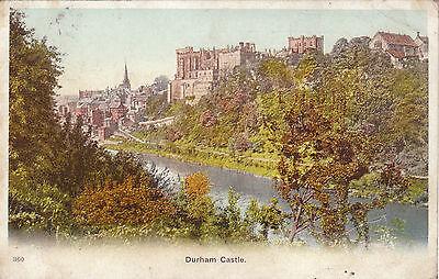 The Castle & River Wear, DURHAM, County Durham