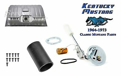 70 Mustang Gas Tank Kit / Fuel Tank Kit American Design 1970 - Spectra Premium 1970 Fuel Tank