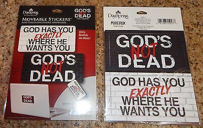 Наклейки и рисунки 2 PKGS GOD'S