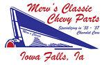 Mervs Tri-Five Chevy Parts