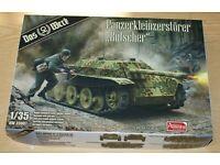 Panzerkleinzerstörer Rutscher von DasWerk in 1//35