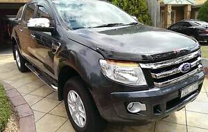 2013 Ford PX Ranger XLT HIGH RIDER UTE Point Cook Wyndham Area Preview