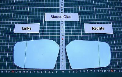 Außenspiegel Spiegelglas Ersatzglas Mercedes SLC Typ 107 ab 1971-89 L ode R asph