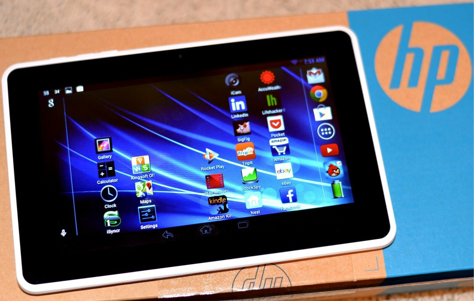 how to add more gb to a tablet