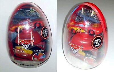Cars Easter Eggs (2017 DISNEY PIXAR CARS EASTER EGG LIGHTNING MCQUEEN (TOYS R US EXCLUSIVE))