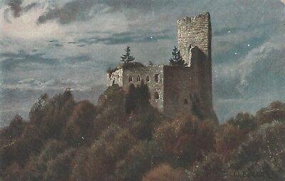 AKVogesenburgen. Die Spesburg
