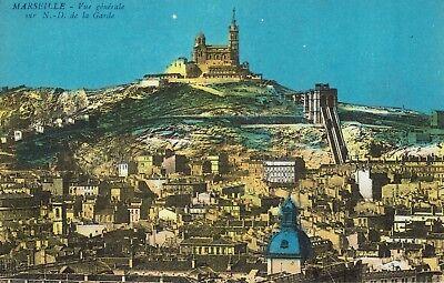 CPA -Carte postale- FRANCE- MARSEILLE - Notre Dame de la Garde (iv 528)