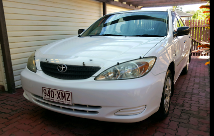 TOYOTA CAMRY ALTISE WITH 6 Months Rego & RWC
