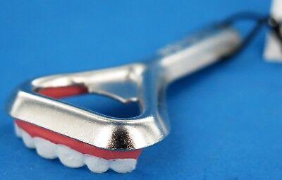 Classic Retro Style Inkognito Teeth Bottle Opener