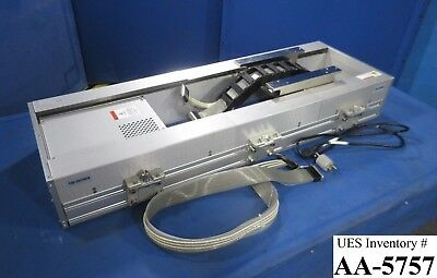 Pri Automation Ltra042-sbi Robot Rail Amat Semvision Cx 300mm Untested As-is