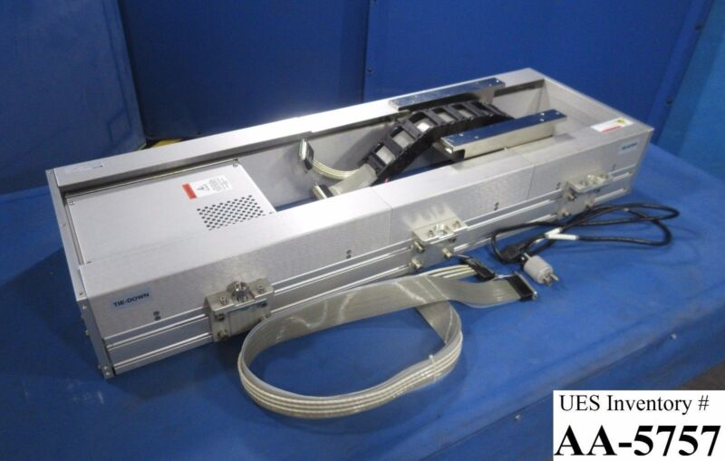 PRI Automation LTRA042-SBI Robot Rail Linear Track AMAT SEMVision cX 300mm As-Is