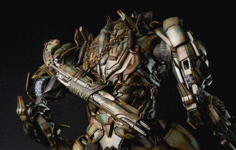 Megatron DOTM Movie Collectible 3A