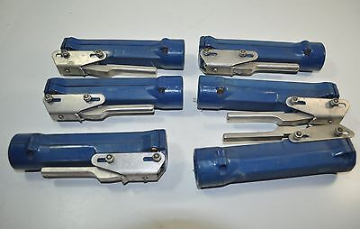 Abicor Binzel Weldertorch Plastic Switch Handle Grip Lot Of 6