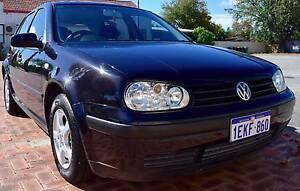 2003 Volkswagen Golf Hatchback - Manual - 130,000kms Lathlain Victoria Park Area Preview