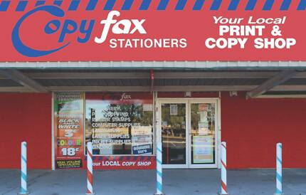 Stationery & Copy Shop Business for sale