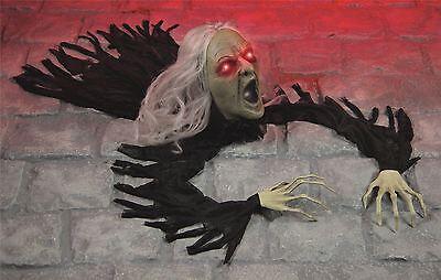 1,7 m Allumer Rampant Horreur Zombie Accessoire D'Halloween Sol Valve avec son (Sons D'halloween)
