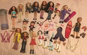 BRATZ dolls & accessories!!!