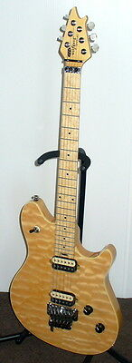 Fender EVH Wolfgand Special Quilt top Electric Guitar with OHSC