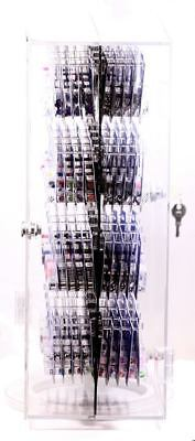 18 Double Sided Body Jewelry Display With J Hooks- Display Only