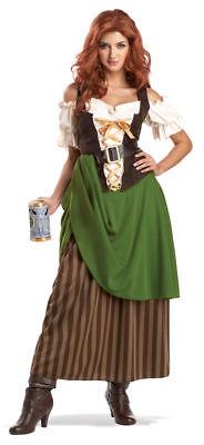 NEW Women's Halloween Tavern Maiden Renaissance German Fair - German Costumes For Women
