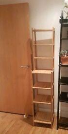 Bathroom Shelf / Bamboo Shelving Unit