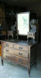 Dressing table antique/vintage