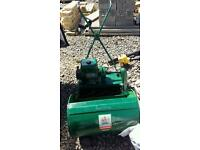 Ransomes cylinder lawnmower spares repair