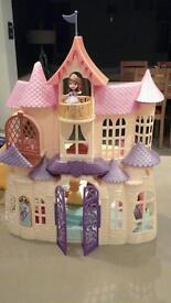 Disney Sophia the first magical talking castle