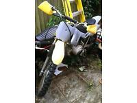 ****swaps****DNA 125cc dirt bike quick sale or swap