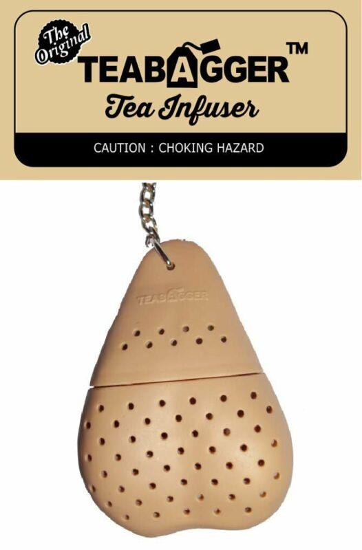 The TeaBagger Tea Infuser Funny Gag Gift Novelty Gifts For Men and Women...